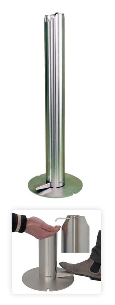 Hand Sanitizer Dispenser Stand